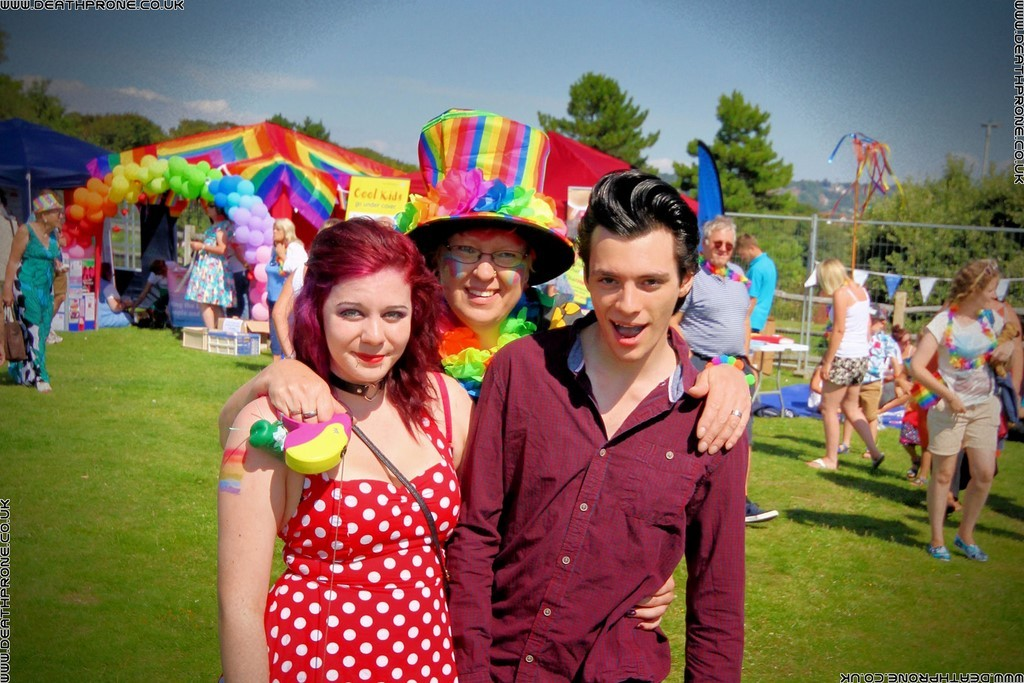 Photo 3 of Hastings first ever gay / lgbt pride