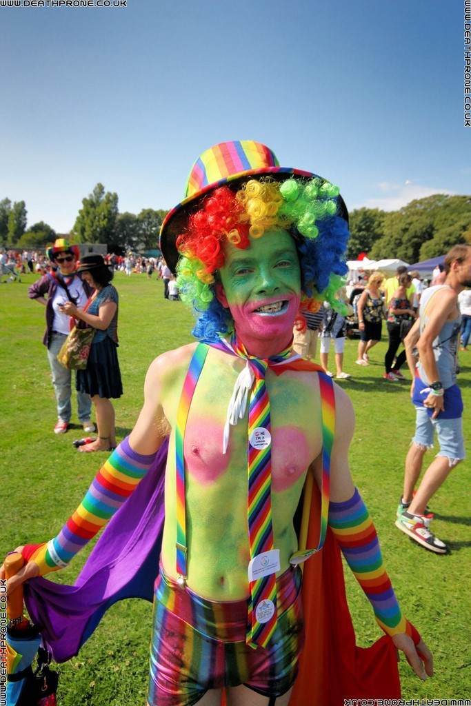 Photo 12 of Hastings first ever gay / lgbt pride